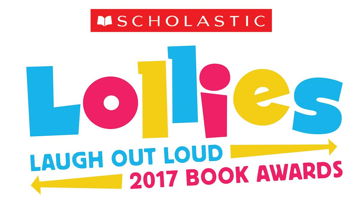 Lollies Awards 2017 Shortlist Discover The Funniest Books Of The
