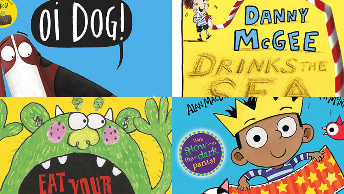 Lollies Awards picture book shortlist