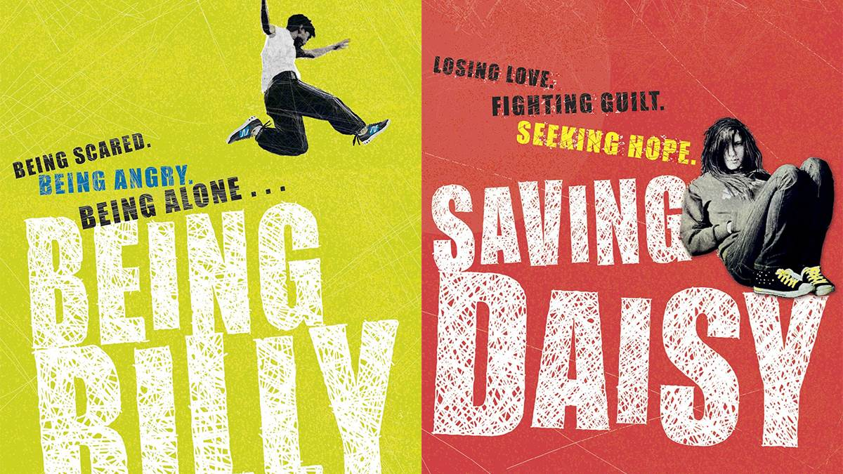 Being Billy and Saving Daisy by Phil Earle