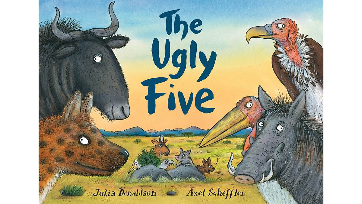 The Ugly Five cover