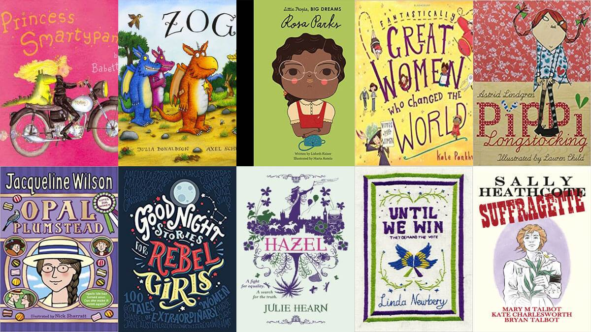 10 of the best feminist books for children | BookTrust
