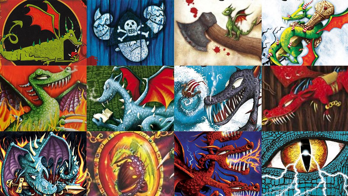 what to read after how to train your dragon booktrust