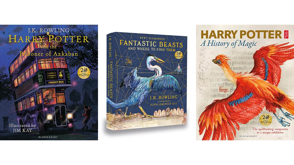 Harry Potter Book Uk : What to read after harry potter booktrust