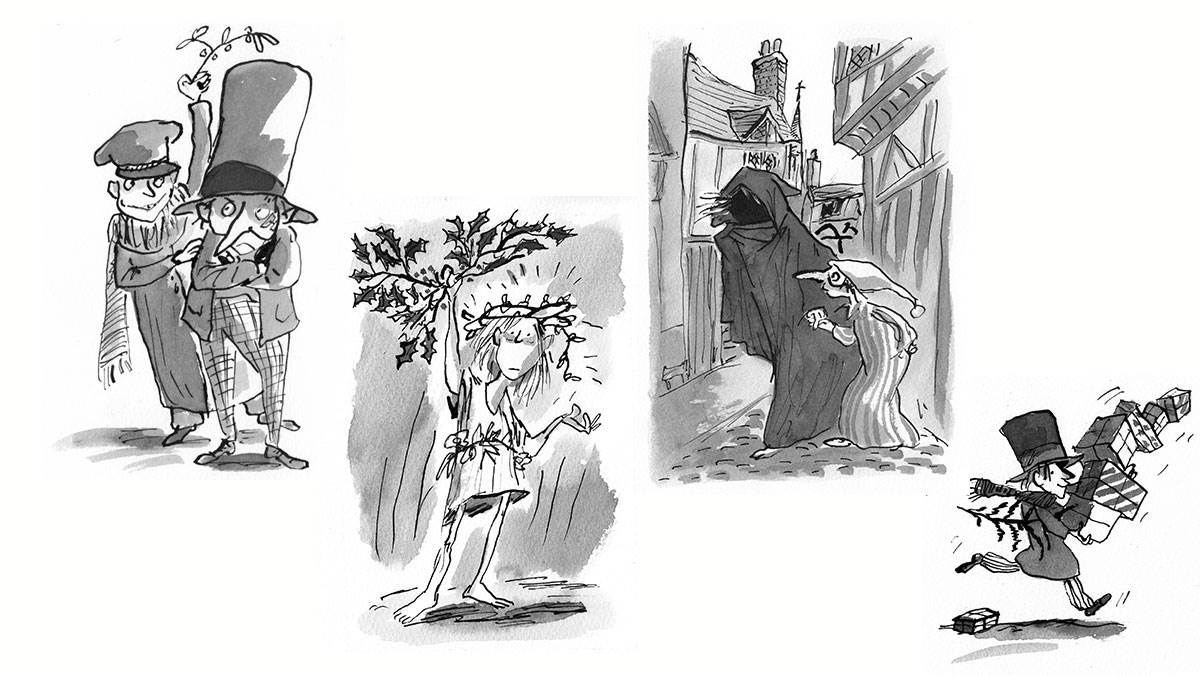 Look out for this update of A Christmas Carol | BookTrust