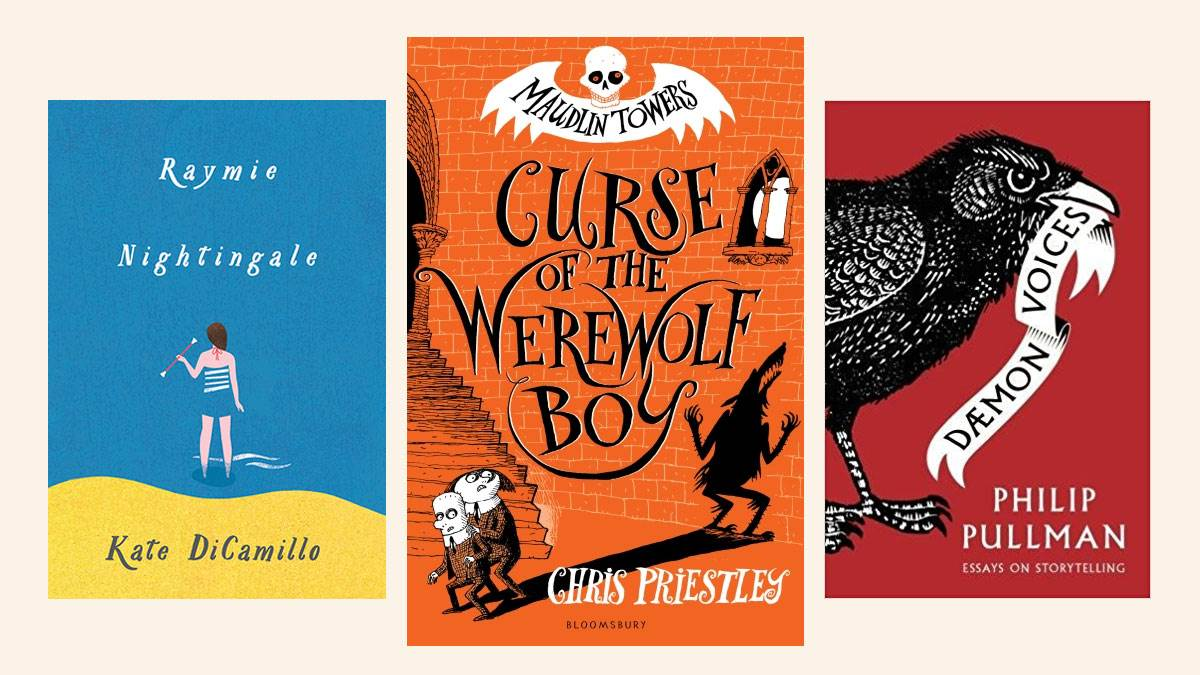 Get your notepad or online list ready: you won't want to forget these must- reads for your child, whether they're teeny or teenager. Happy reading!