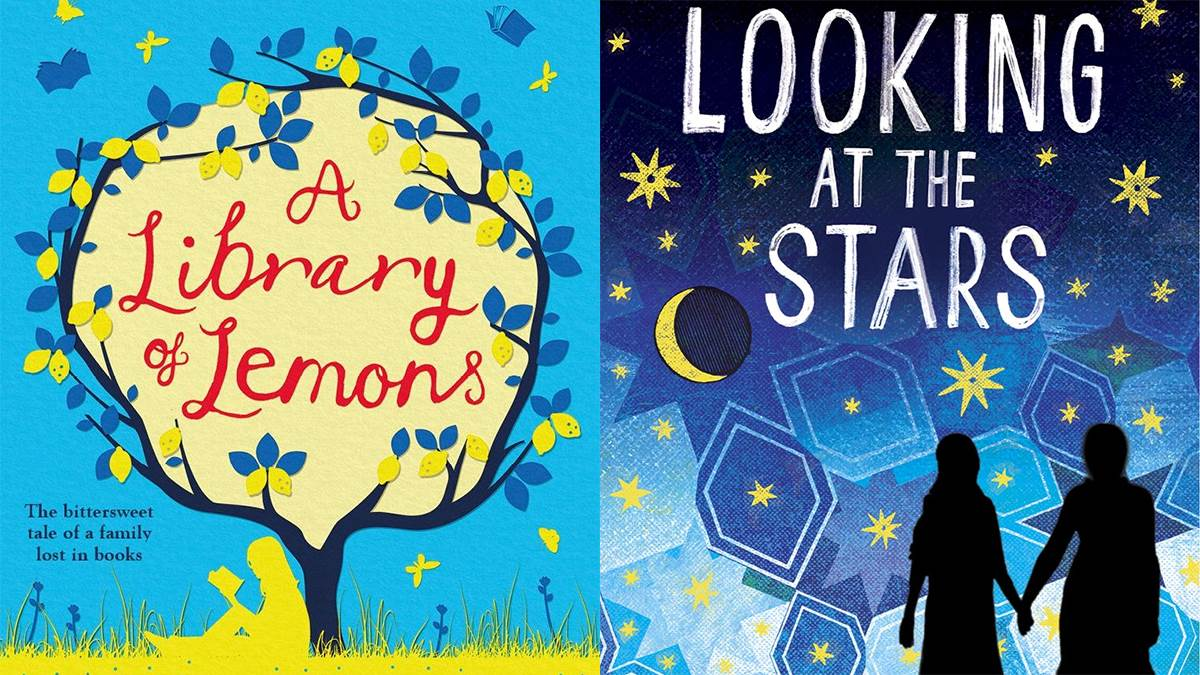 Library of Lemons; Looking At The Stars