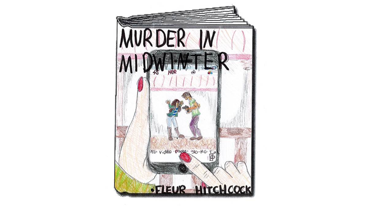 Winner - Murder in Midwinter - Sienna - Queen Elizabeth's Grammar School