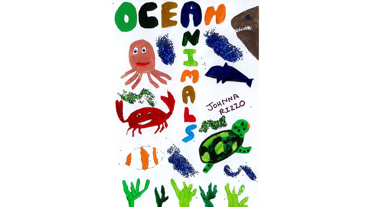 Runner-Up - Ocean Animals - Caitlin - Wigan Virtual School