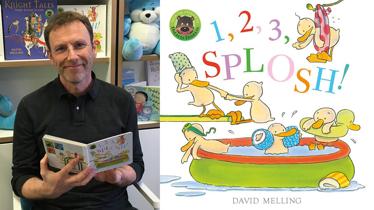 David Melling and Splosh cover image