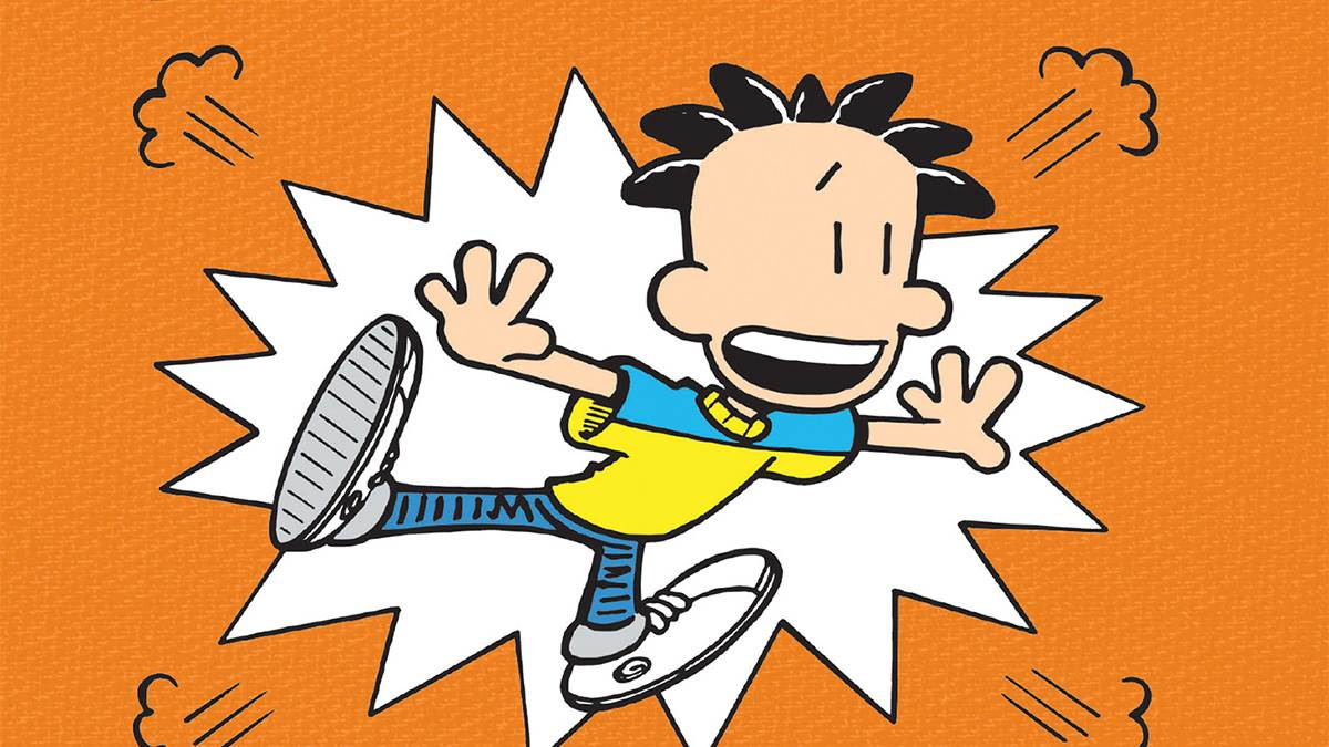 What to read after diary of a wimpy kid booktrust big nate solutioingenieria Image collections