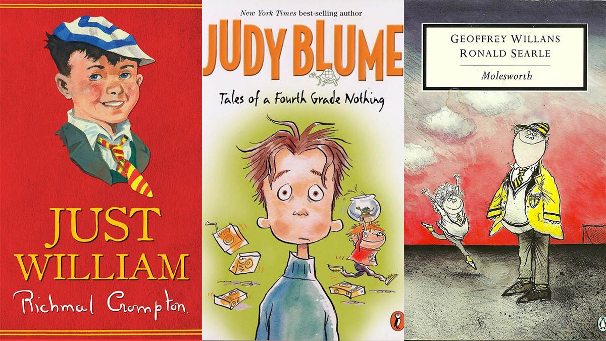 Alternatives To Diary Of A Wimpy Kid