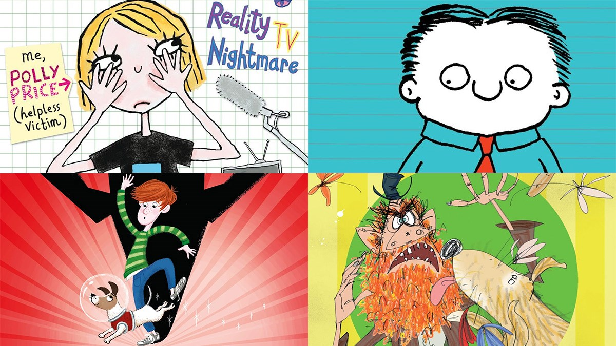 What To Read After Diary Of A Wimpy Kid Booktrust