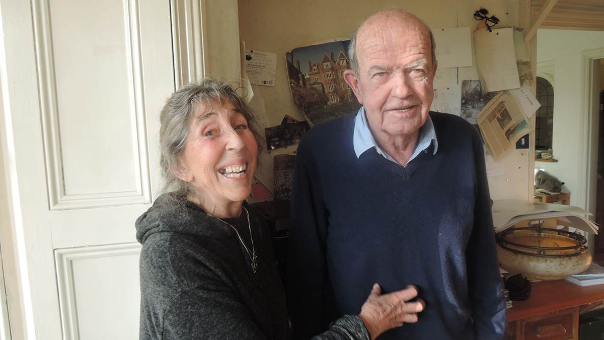 Helen Oxenbury and John Burningham
