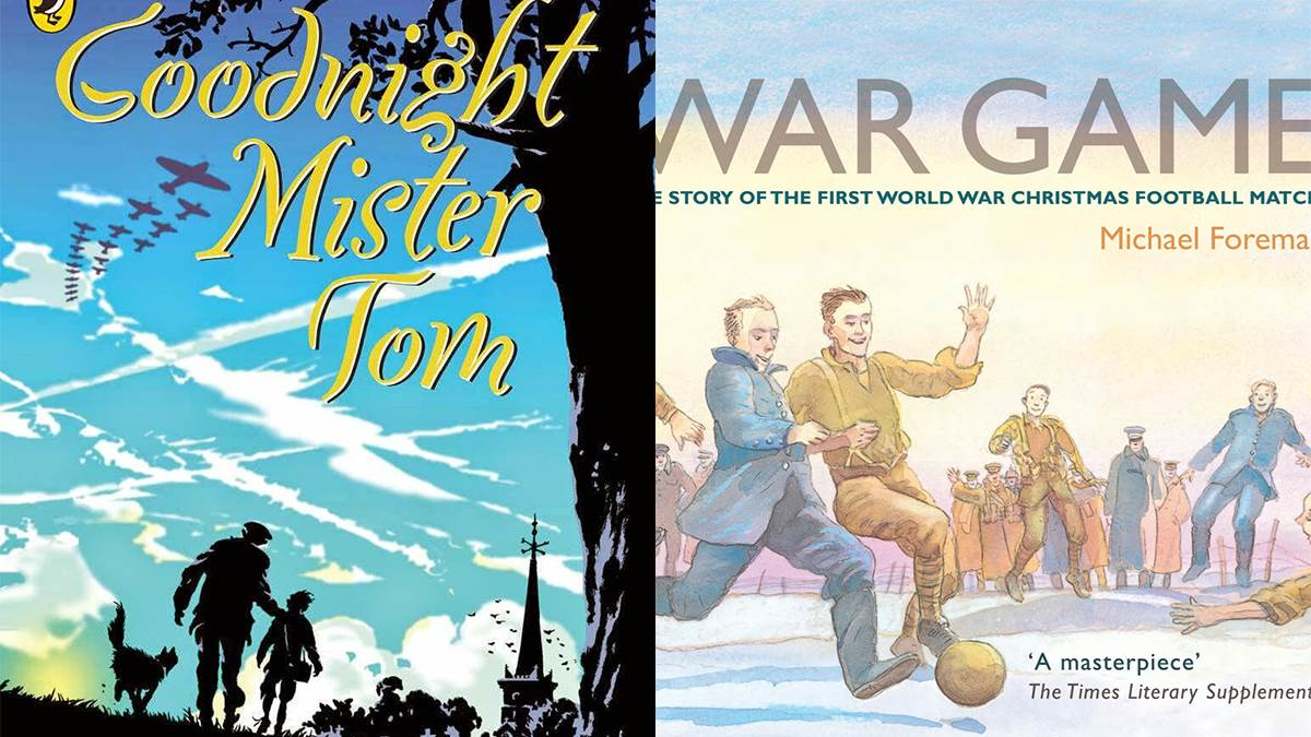 Goodnight Mister Tom; War Game
