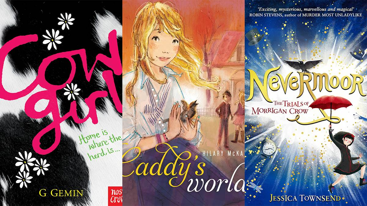Cow Girl; Casson Family books; Nevermoor