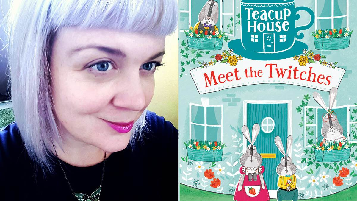 Hayley Scott; Teacup House: Meet The Twitches