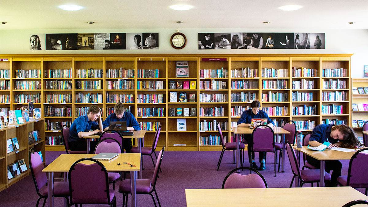 Here's how a Ted Talk inspired a school to love its library | BookTrust