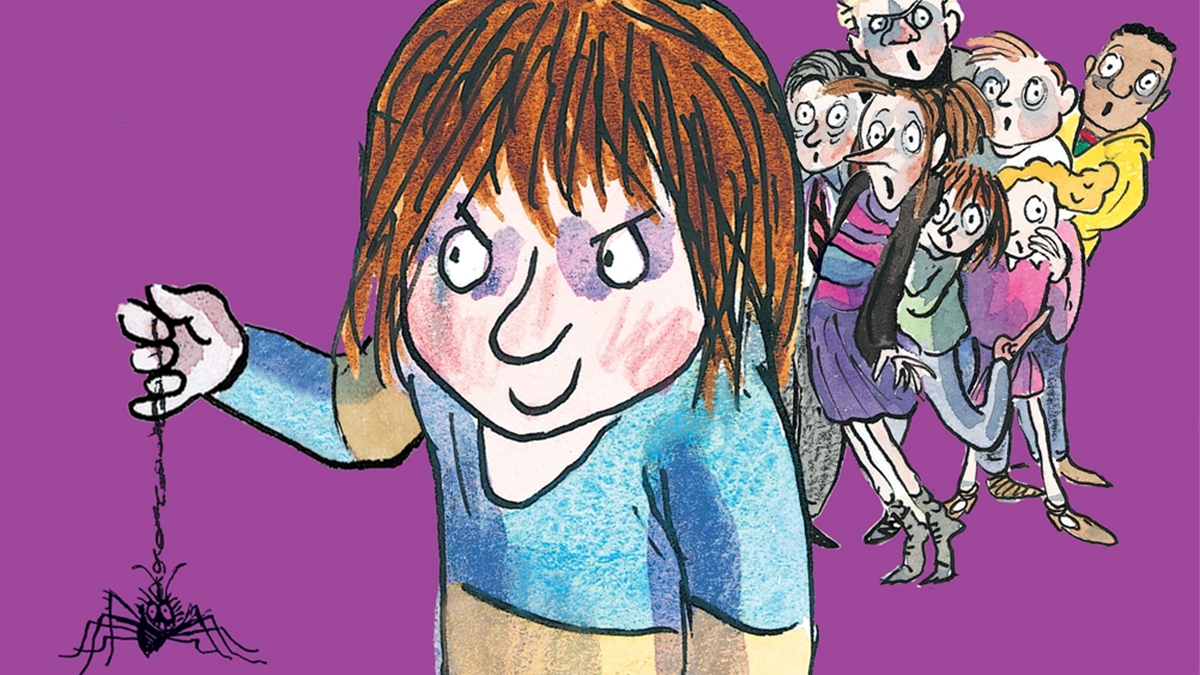 Image result for horrid henry
