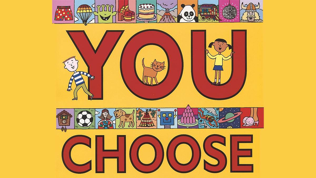The cover of You Choose
