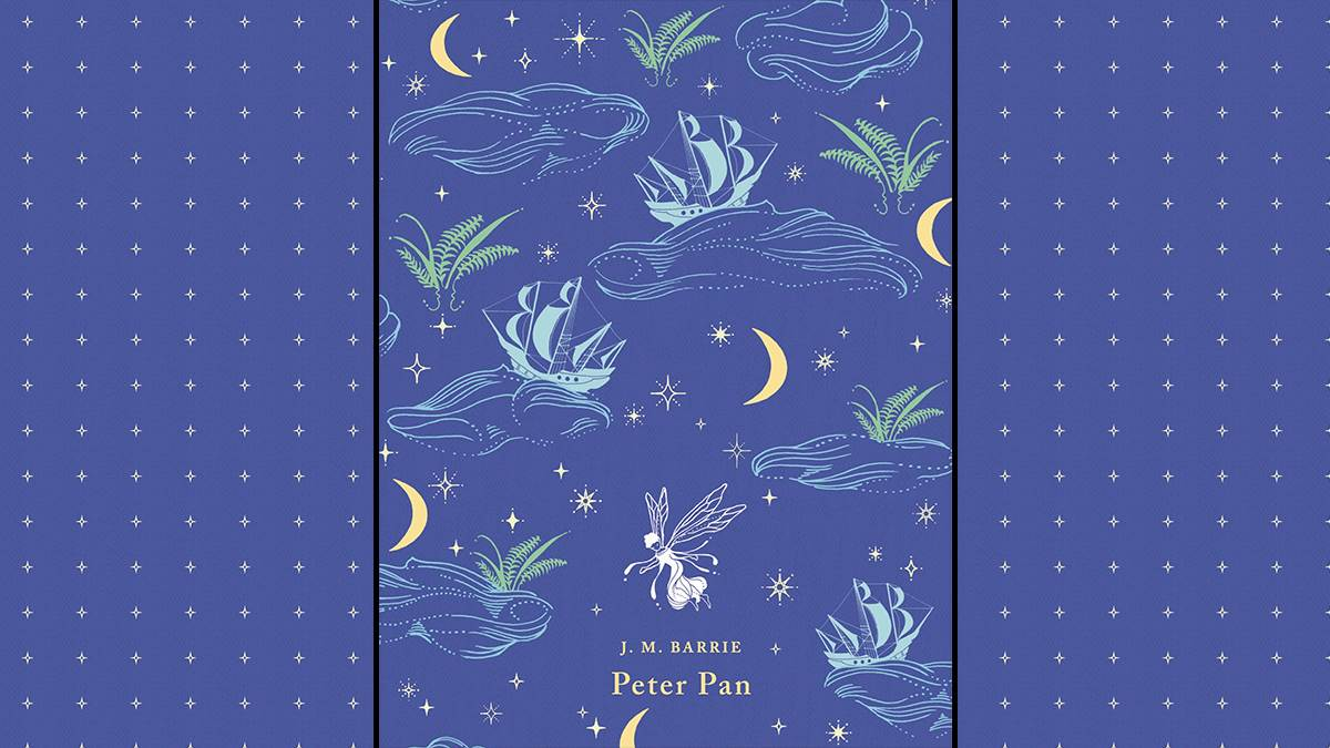 An image of the cover of Peter Pan