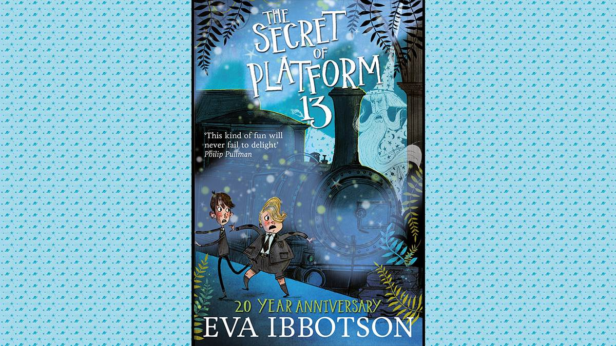 An image of the cover of The Secret of Platform 13