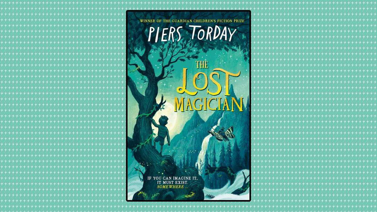 An image of the cover of The Lost Magician by Piers Torday