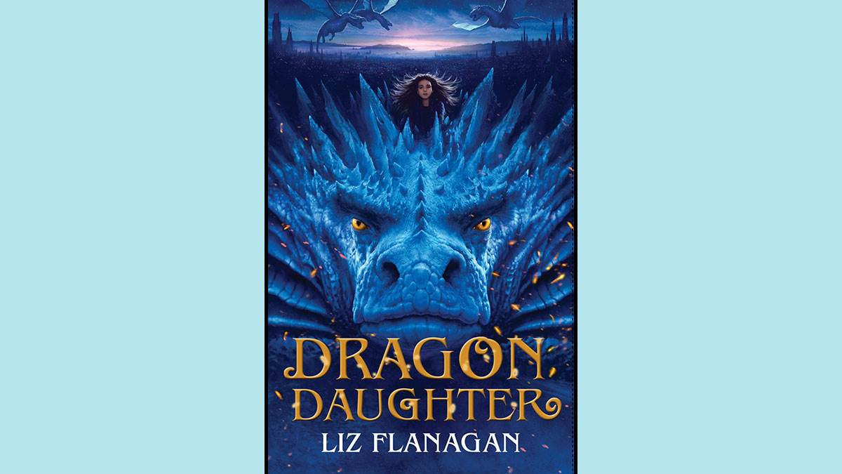 The cover of Dragon Daughter by Liz Flanagan