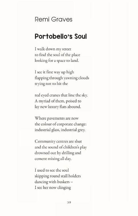Read this exclusive poem from the first-ever official ...