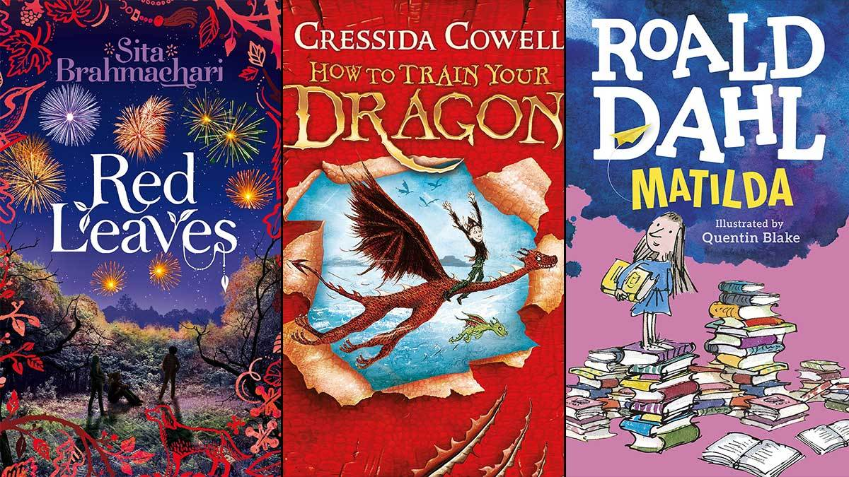 Red Leaves, How to Train Your Dragon, Matilda
