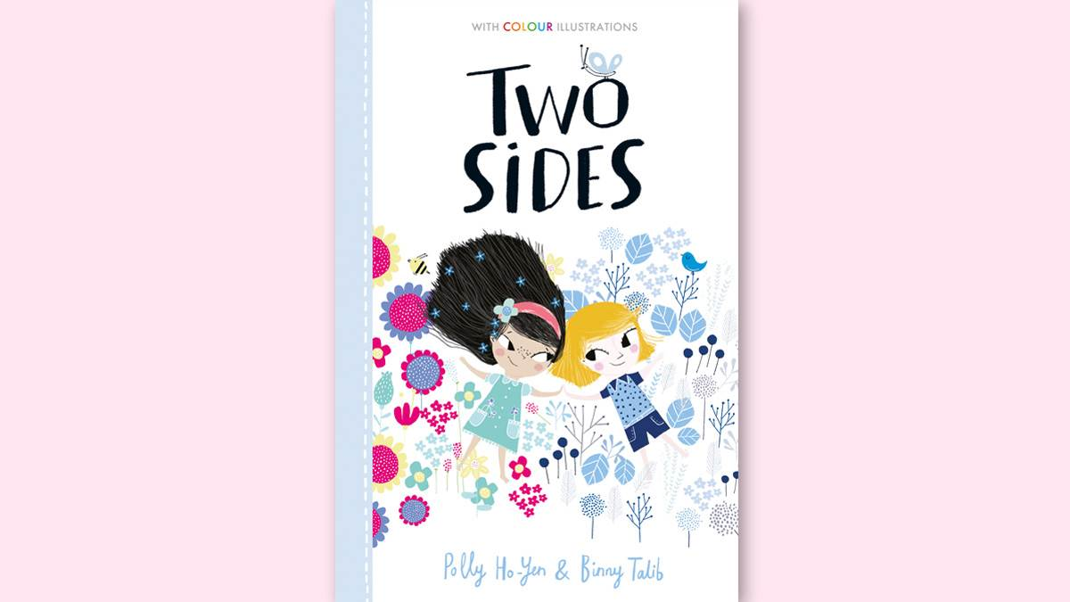 The cover of Two Sides by Polly Ho-Yen and Binny Talib