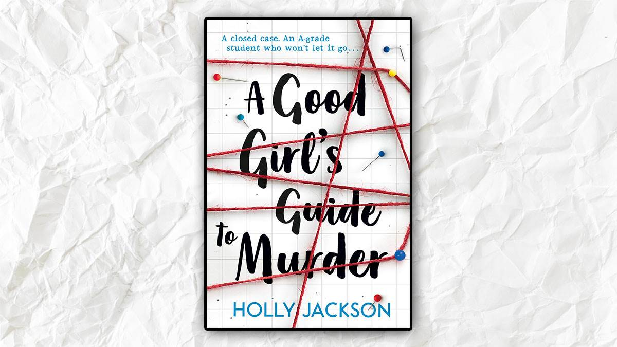 The book cover of A Good Girl's Guide to Murder