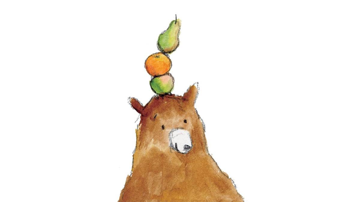 Orange, Pear, Apple, Bear