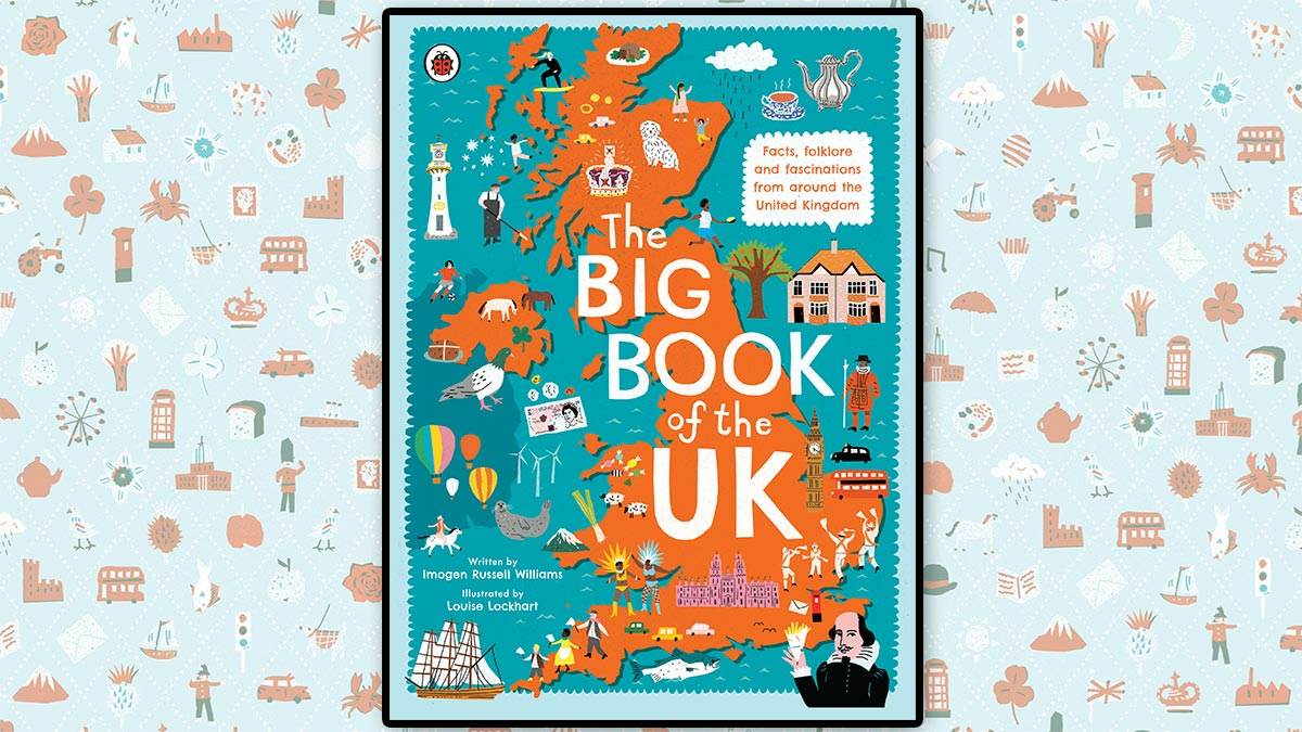 The Big Book of the UK front cover