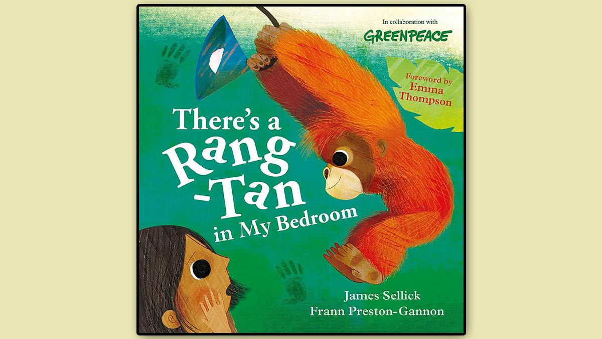 There's a Rang-Tan in My Bedroom front cover