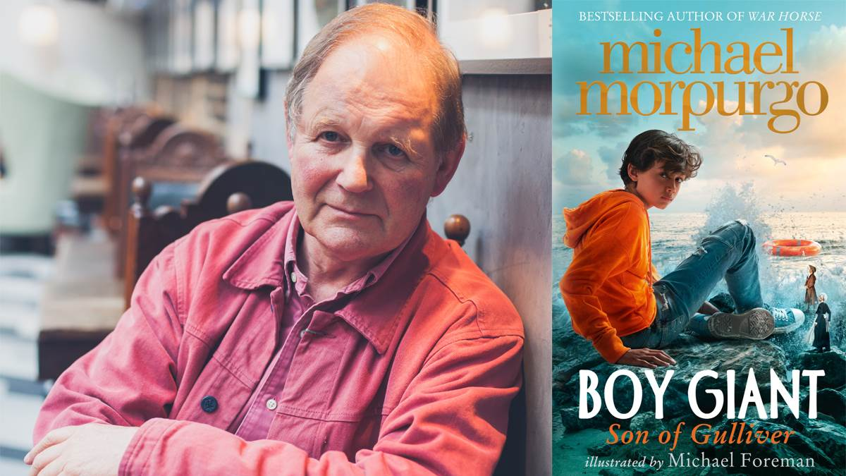 Michael Morpurgo & Boy Giant