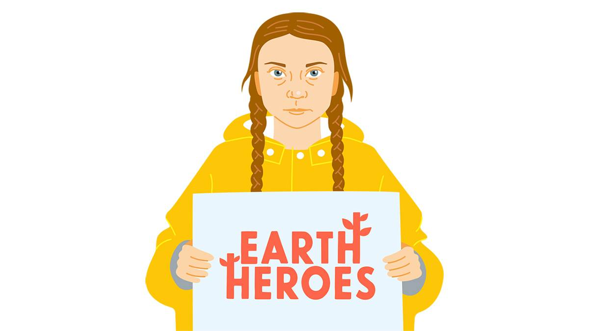 Being Earth Heroes: How we can ALL make a difference to our planet |  BookTrust