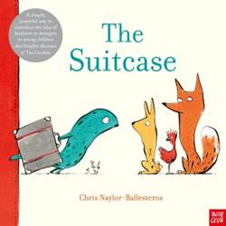 The Suitcase book cover