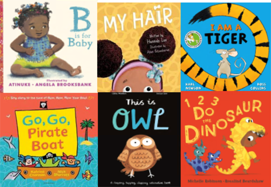 The Storytime Prize 2020 shortlisted books
