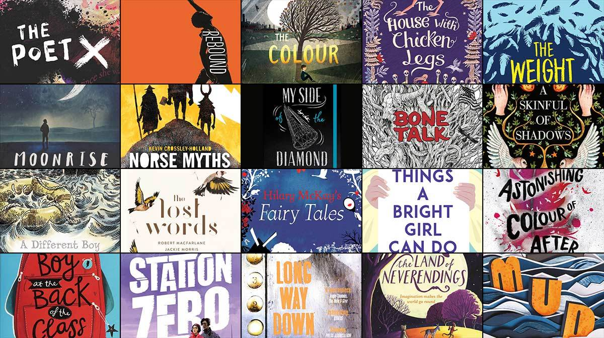 The Carnegie Medal 2019 longlist