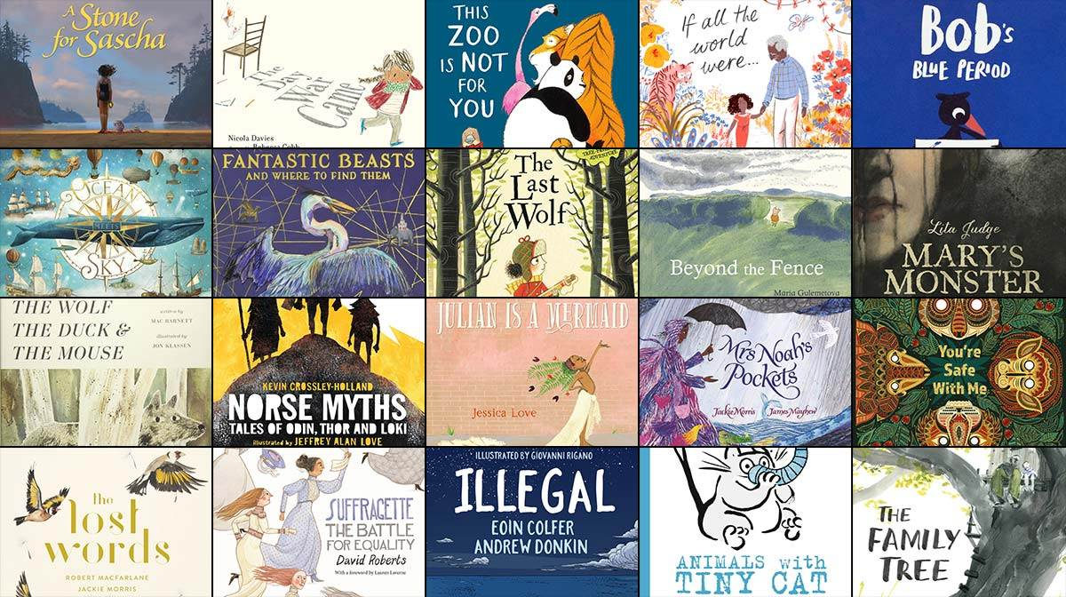 The Kate Greenaway Medal 2019 longlist