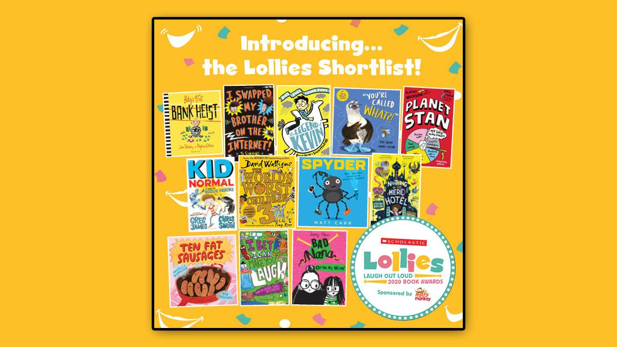 The Lollies Awards 2020 shortlist