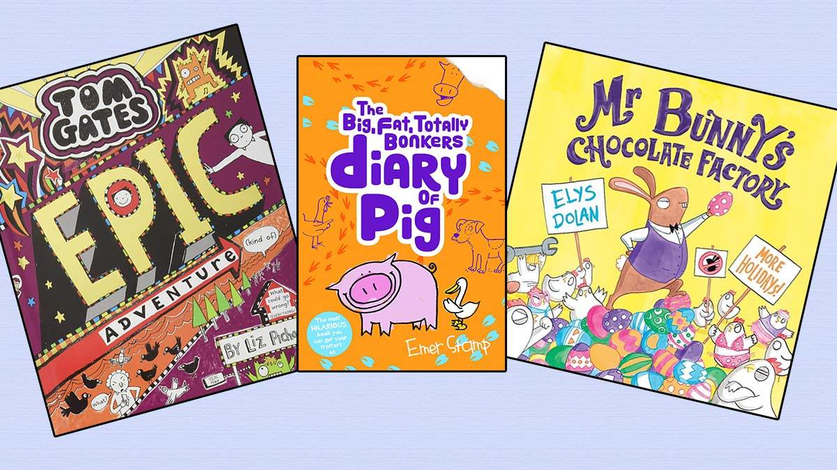 Funny children's books are celebrated as the Lollies 2018 winners