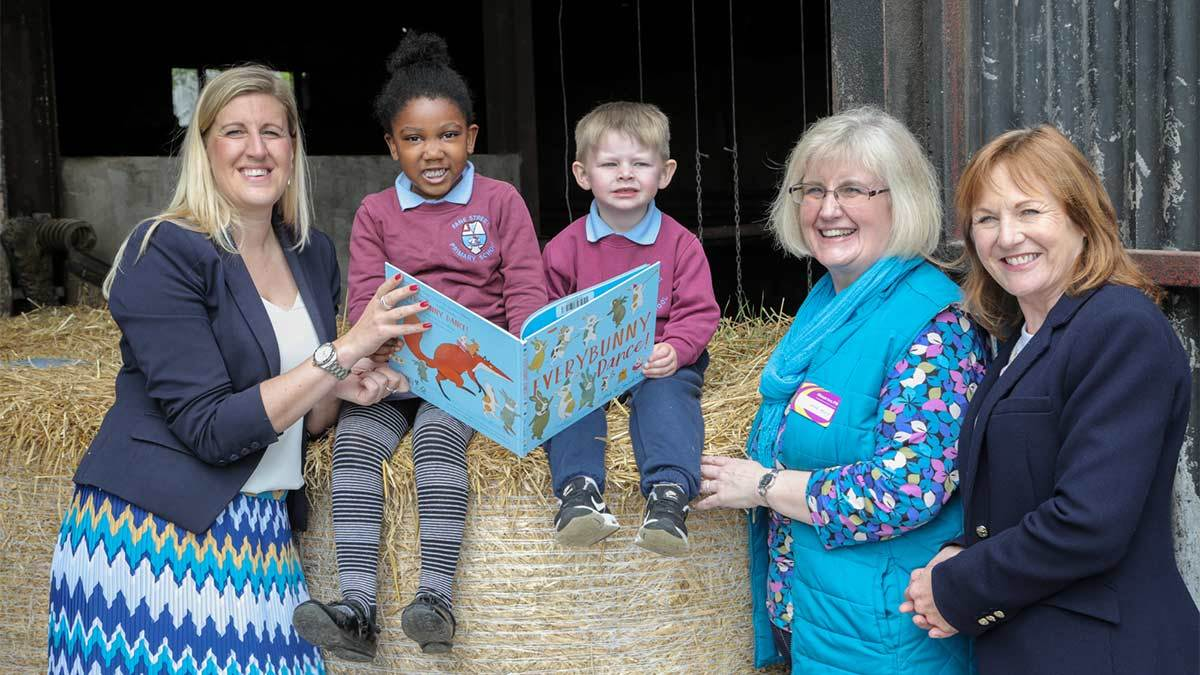 NI National Bookstart Week