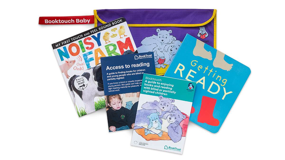 Booktouch Baby pack 2017