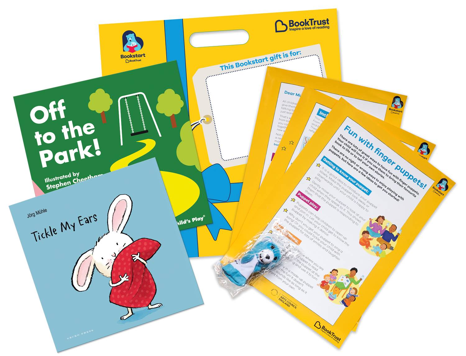 Bookstart Star pack