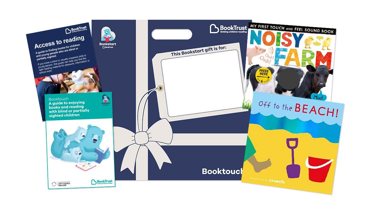 Booktouch Toddler pack 2020-21