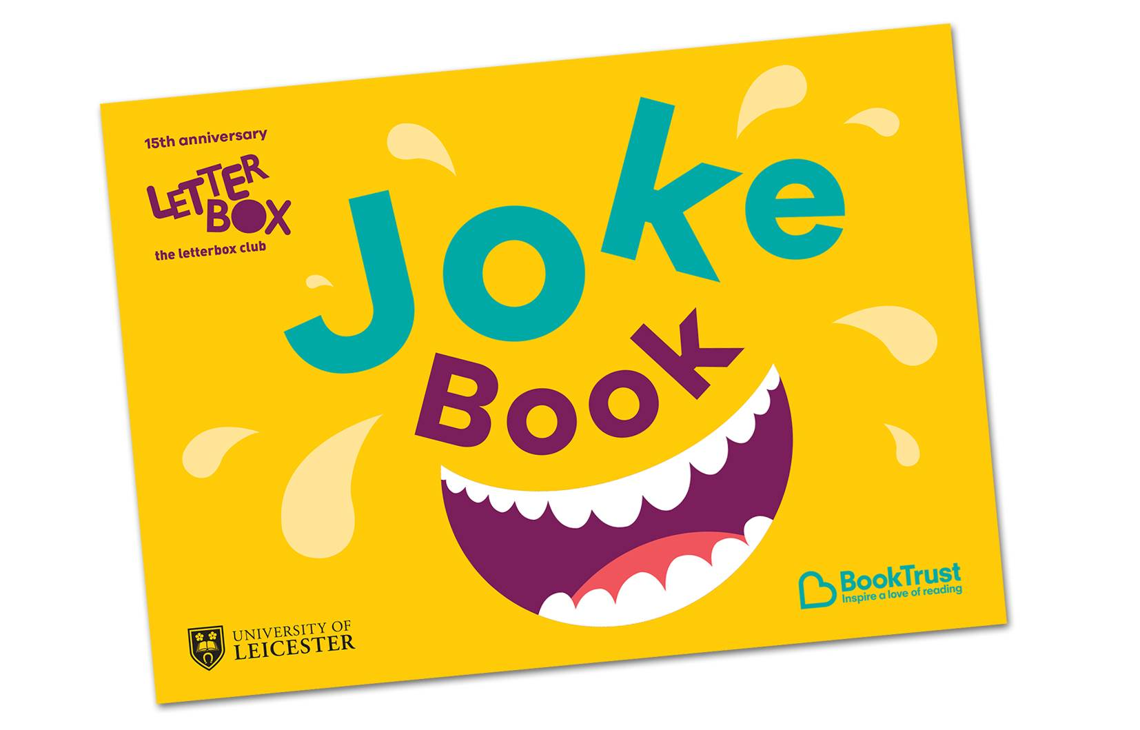 Letterbox Club 15th anniversary joke book