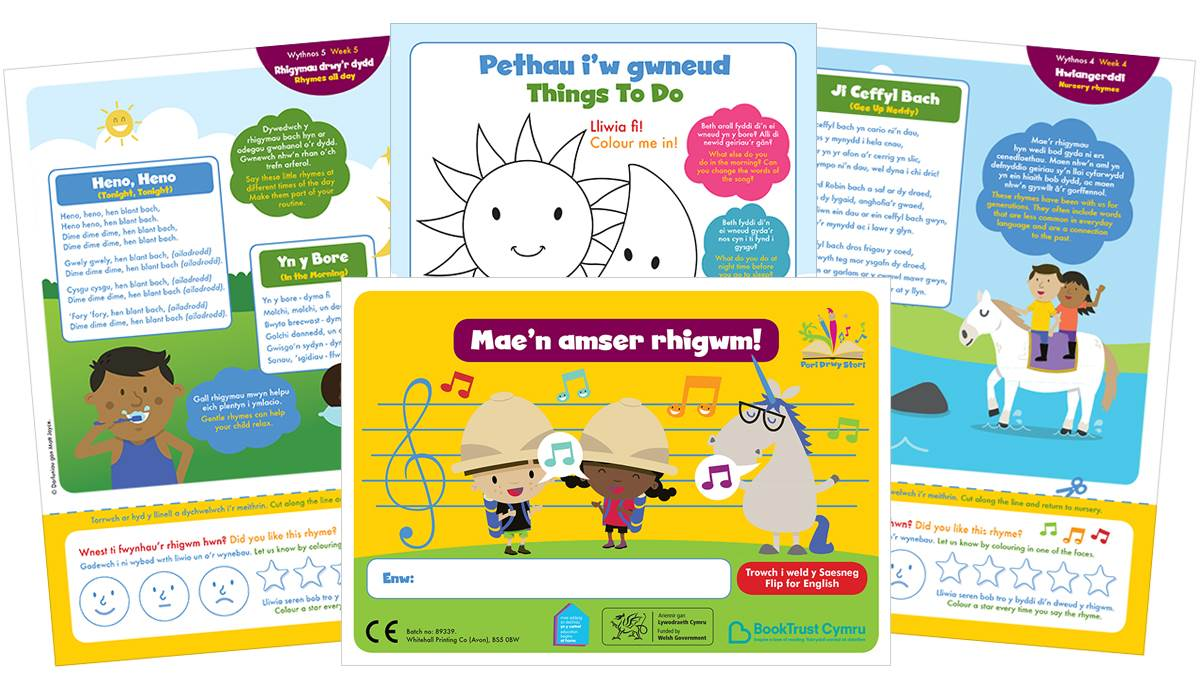 Oracy Welsh language resources