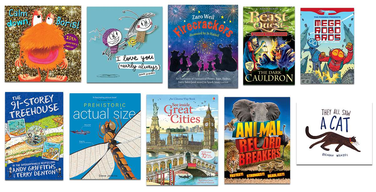 Special School Library Pack full list