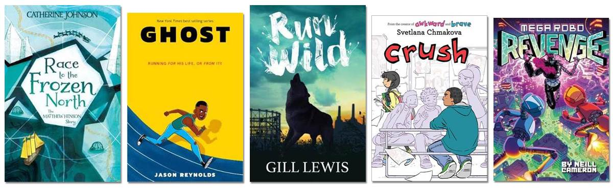 School Library Pack 2019/20 Reluctant Readers list